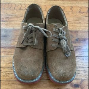 🐅🐅🐅 SPERRY TOP SIDER Big Boys Shoes Size 3.5